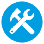 logo for Technology and Tools section
